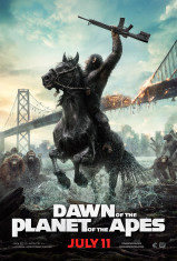 Dawn of the Planet of the Apes (2014) – Planeta Maimuţelor: Revoluţie