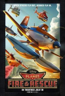 Planes: Fire & Rescue (2014) – filme online